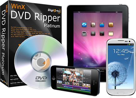 copy dvd to mobile devices