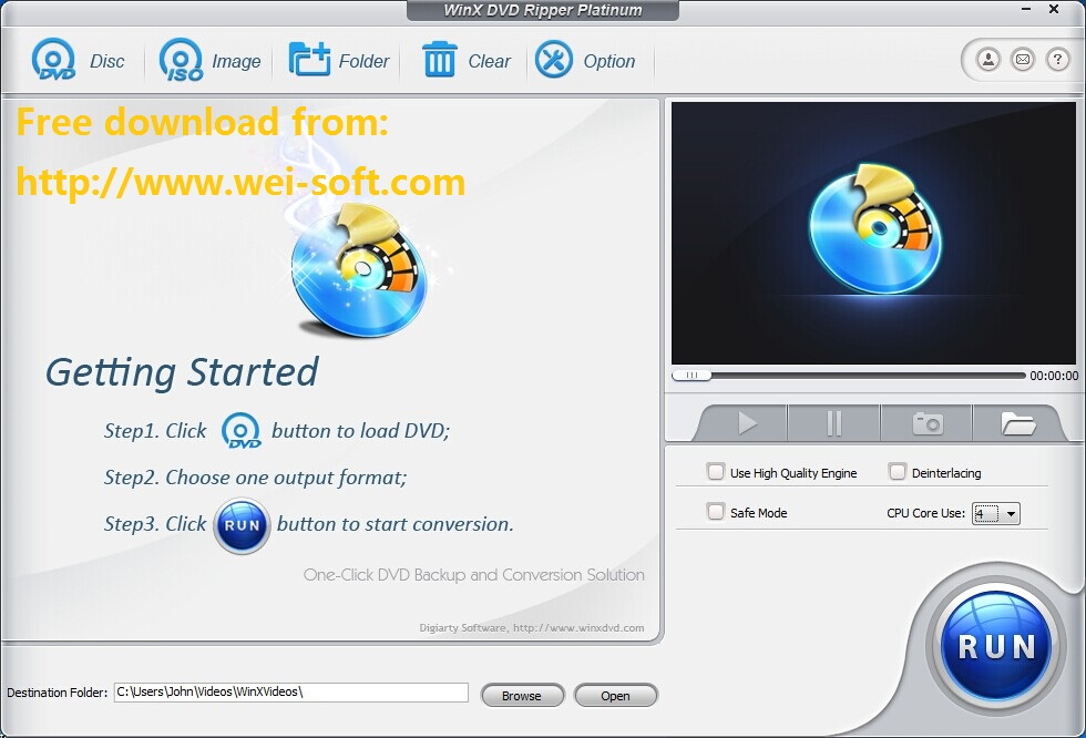 wei-soft.com dvd ripper platinum 7.5.5